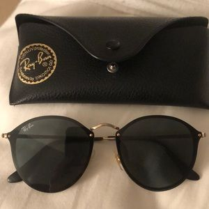 Ray Ban Highstreet Blaze sunglasses